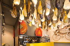Bike-Inspired Eateries