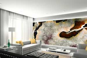 Black Crow Studios' Wall Mural Art Gives Each Home a Creative Look