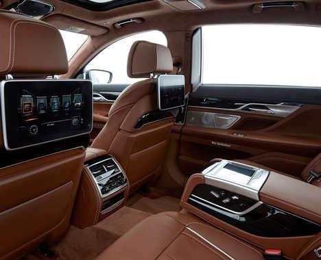 Comfortable Luxury Cars