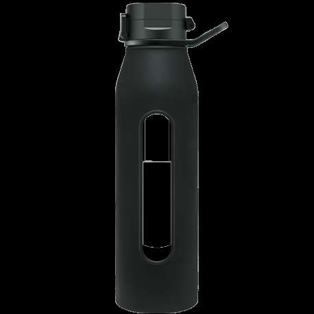 Stylish Hydration Equipment - The Takeya Glass Water Bottle Ensures a Durable and Clean Experience