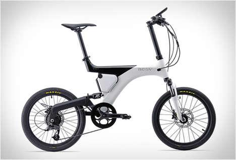 Featherlight Electric Bikes - The Besv Panther PS1 Electric Bike Offers Power and Personalization