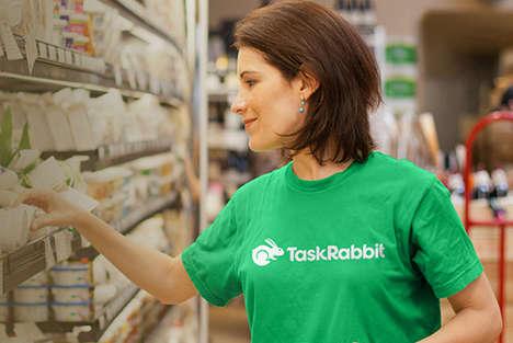 Pharmacy Delivery Partnerships - Walgreens Wades into the Sharing Economy Application TaskRabbit