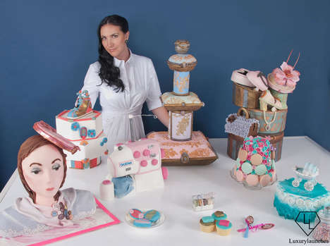 $75 Million Cakes - This Couture Designer Baked the World's Most Expensive Cake