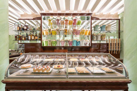 Couture Pastry Shops - This New Bakery Provides the Perfect Blend of Food and Fashion