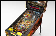 Fantasy Pinball Machines - This Pinball Machine is Inspired by HBO's 'Game of Thrones'