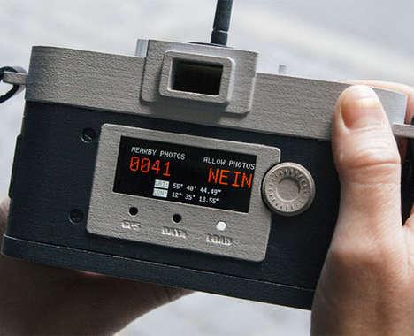 Originality-Enforcing Cameras