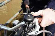 Smart Bicycle Bells - The Pingbell Dings Via Smartphone Command to Help Locate the Owner's Bike