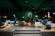 Student-Inspired Hotels - Amsterdam's 'Student Hotel' Exemplifies the Youth-Based Travel Market