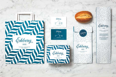 Finnish Cafe Branding - Ekberg is the Oldest and Most Well-Known Bakery in Finland