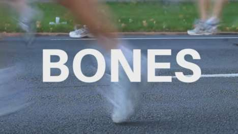 Fortitudinous Bone Campaigns - This Osteoporosis Health Campaign Urges People to #LaceUpForBones