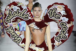 This VFiles S/S Line Features Designs by Five Youthful Creatives