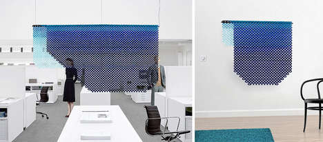 Sculptural Porcelain Heaters - This Heater Uses a Breathable Design for a Dynamic Heating Solution