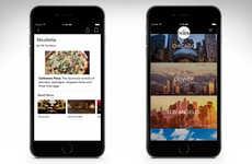 Secret Menu-Revealing Apps - The Off The Menu App Displays Tasty Secrets for Foodies