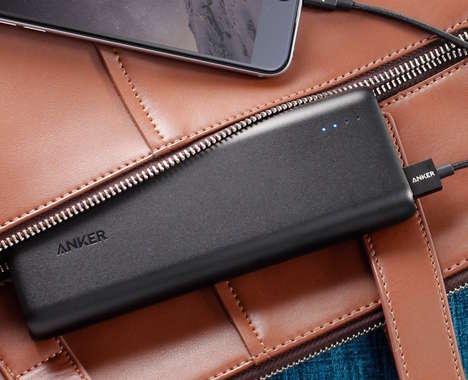 High-Capacity Backup Batteries