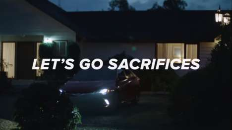 Sports-Honoring Car Ads - The 'Let's Go Places' Toyota Campaign Boasts Team Spirit & Dedication