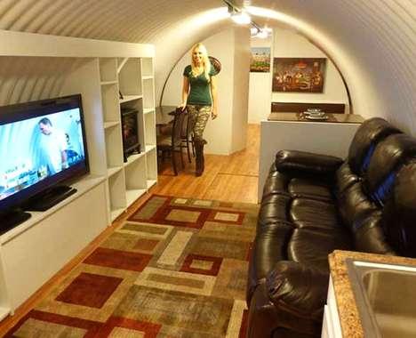 Cozy Underground Bunkers
