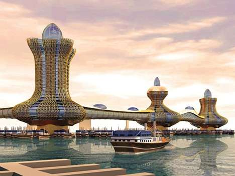 Disney-Themed Cities - Aladdin's Magical Lamp Will Soon Be Converted into a Building