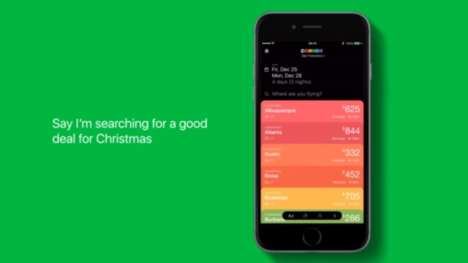 Spontaneous Flight Apps - The Corner App Finds Flights Based on Destination or Price
