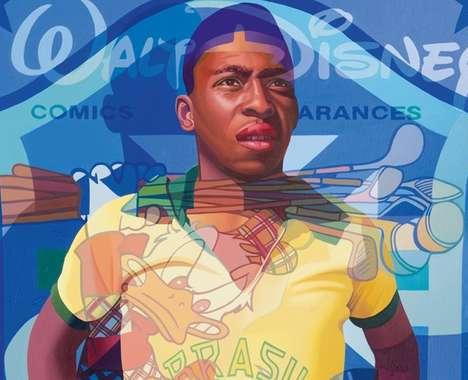 Disney-Inspired Athletic Portraits