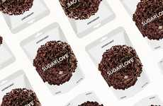 Textured Candy Packaging - Sugar Love is a Candy Concept Designed for Those with a Sweet-Tooth