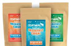 Grain-Free Breakfast Cereals - This Healthy Porridge is Gluten-Free and Low in Carbohydrates