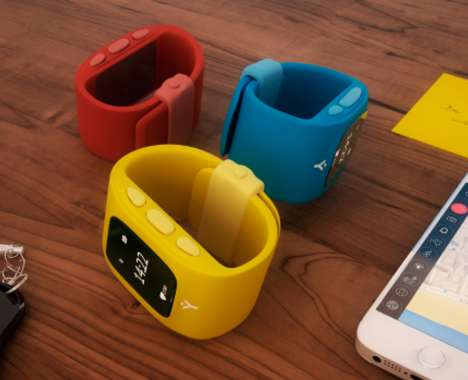 Protective GPS Watches