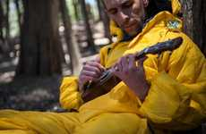 Rugged Wearable Sleeping Bags