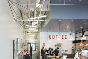 100 Innovative Cafe Concepts - From Eclectic Dutch Coffee Bars to Canine-Centered Coffee Shops