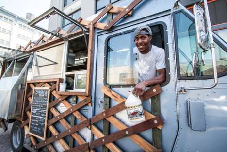 Ex-Offender Food Trucks - This Mobile Eatery Provides Jobs for Former Prisoners