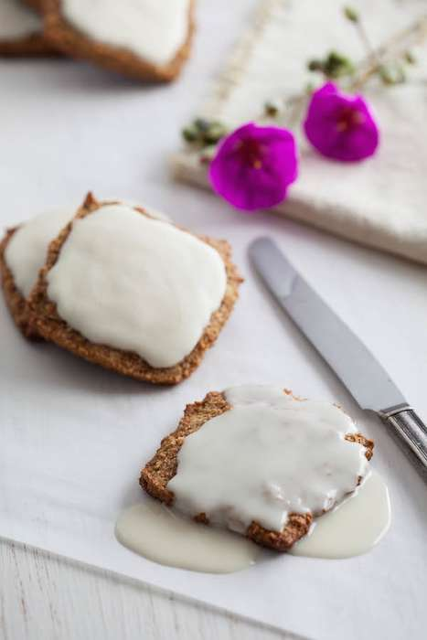 Oatmeal Breakfast Squares - These Sweet Morning Cookies are an Ideal Meal for Stress-Free Mornings