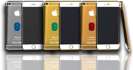 21 Luxurious iPhone Cases - From Frilly Phone Cases to $100,000 Smartphone Protectors