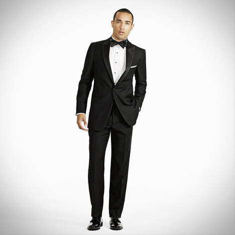 Online Tuxedo Rentals - George Zimmer Launched 'Generation Tux' to Suit Up Men With Just One Click