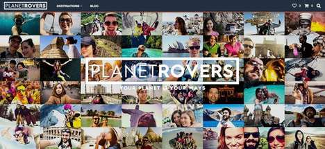 Adventure-Based Travel Platforms - This Website Helps Customers Book Exciting Travel Activities