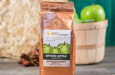Spiced Apple Coffees