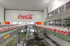 Soda Brand Factory Visits - This Coca-Cola Brazil Campaign Was a Response to Negative Rumors