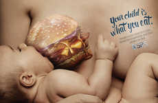 Healthy Pregnancy Diet Ads