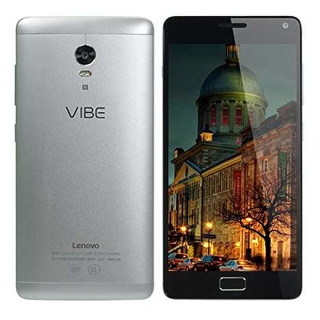 Enhanced Battery Smartphones - The Lenovo Vibe P1 and P1m Could Last for Up to 3 Days on One Charge