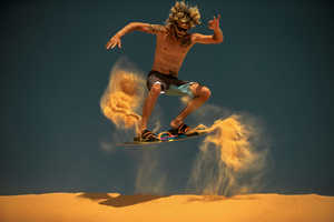 Seasons' Modular Skateboards Can Adapt to Sand, Snow, Sea and Streets