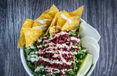 Bountiful Protein-Filled Boxes - Kupfert & Kim's Oaxaca Bowl is Packed with Premium Ingredients
