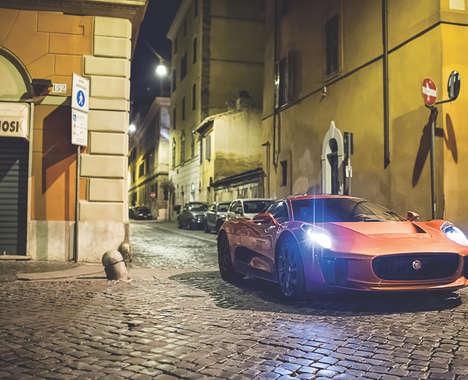 Villainous Luxury Cars
