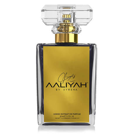 Commemorative Celebrity Fragrances - This Unisex Perfume Pays Tribute to Late Singer Aaliyah