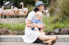 Stylish Breastfeeding Dresses - This Company Designs Fashion-Forward Apparel for Nursing Moms