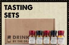 Whiskey-Filled Advent Calendars - This Unique Calendar Allows Consumers to Sample Festive Spirits