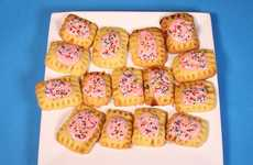 Bite-Size Breakfast Pastries - These Mini Pop-Tarts Provide a Delicious Way to Start the Morning