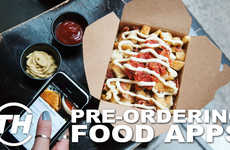 Pre-Ordering Food Apps - The Ritual App Lets Consumers Order & Pay for Food with Their Smartphones