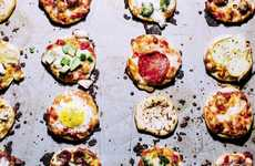 Bite-Sized Party Pizzas