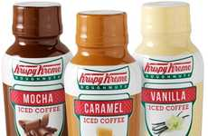 Dessert-Inspired Coffees - These Iced Coffee Drinks Come in a Variety of Sweet Flavors