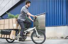 Foldable Cargo Bicycles