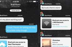 Service Sharing Apps - The Wand Messaging Platform Lets Users Share Control Over Digital Accounts