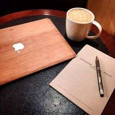 Hardwood Laptop Covers - These Handmade MacBook Skins By Glitty Are Crafted From Real American Wood